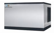 Machine à glaçons pleins SNG220E - Sanmac
