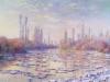Les Glaçons - Claude Monet  - Sanmac